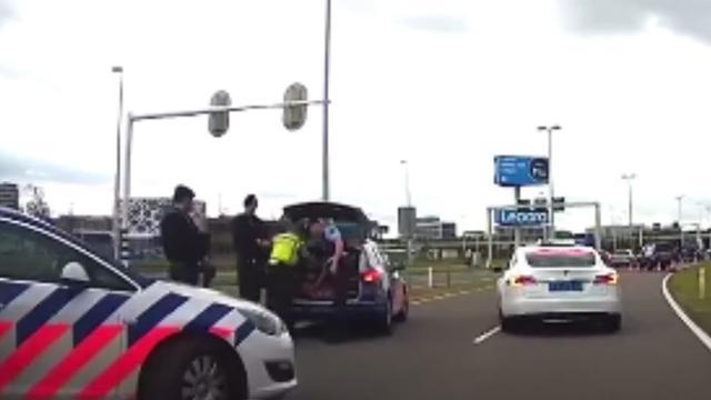 Maatregelen op en rond Schiphol om dreiging