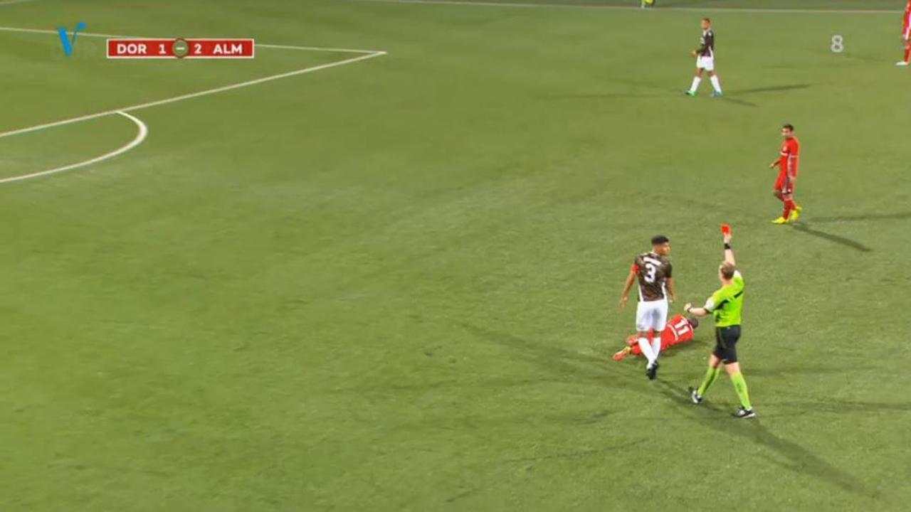 Samenvatting FC Dordrecht - Almere City FC