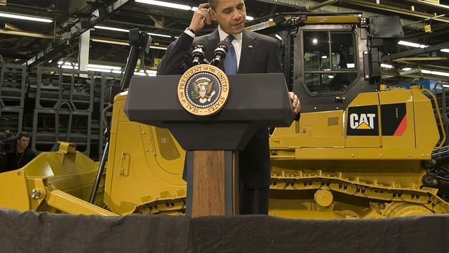 Machinebouwer Caterpillar verwacht lagere resultaten
