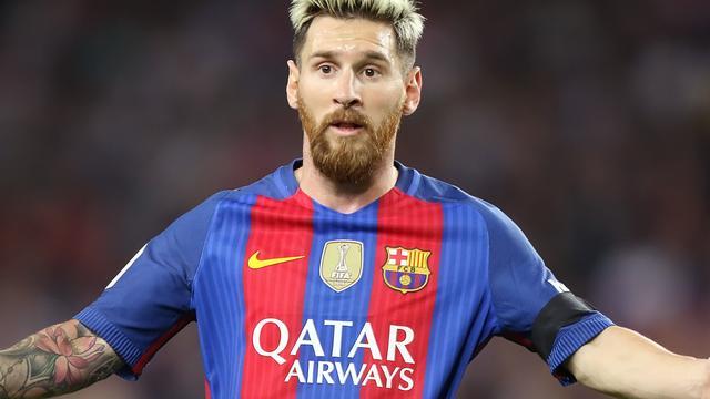 Messi staat voor rentree bij FC Barcelona