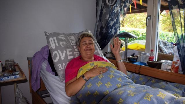 Nicole hefti herstelt thuis na niertransplantatie nu het laatste nieuws het eerst op - Het nu thuis ...