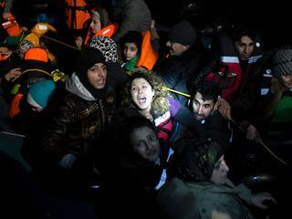 Winterweer maakt overtocht vanuit Turkije gevaarlijk