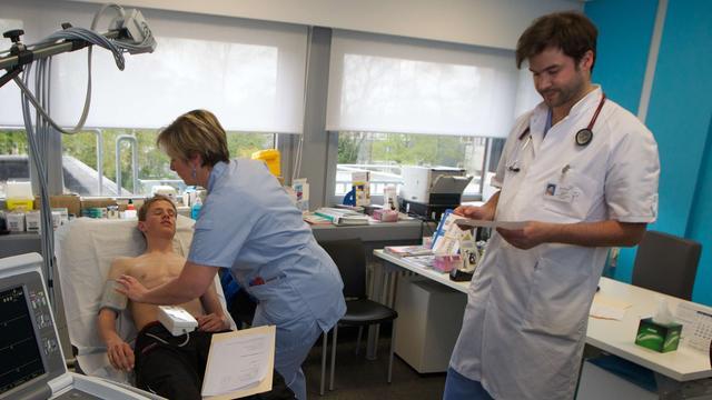 Helft Belgische hartpatiënten volgt doktersadvies niet op