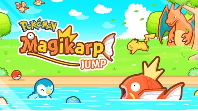 Pokémon brengt nieuw Magikarp-spel uit voor smartphones