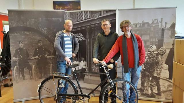 Leiden was zondag OPEN voor verhalen van vroeger