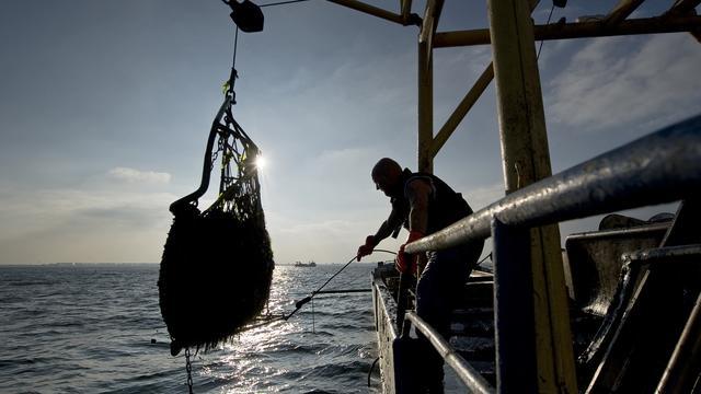 Herdenking voor vissers in Arnemuiden