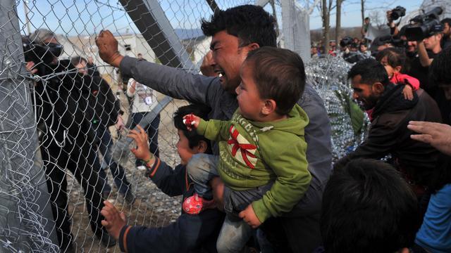 Oostenrijk wil Macedonië helpen met grensbewaking