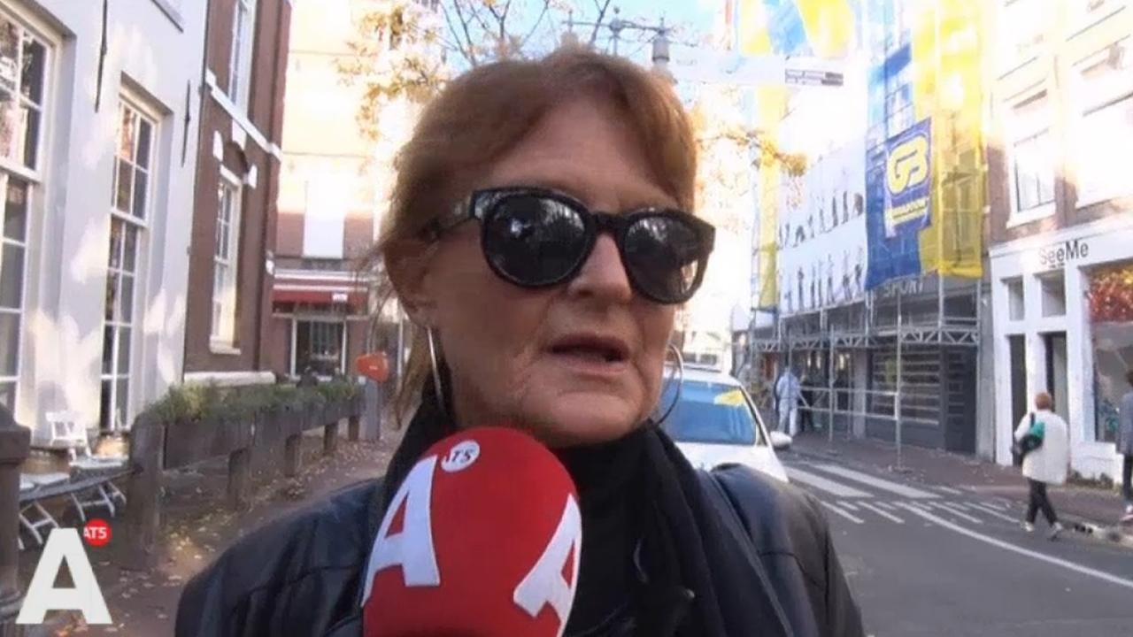Bewoonster Haarlemmerstraat kijkt niet meer op van beschieting