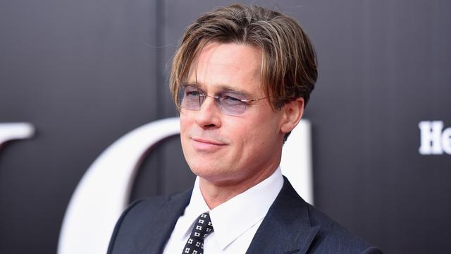 'Brad Pitt niet vervolgd voor mishandelen zoon'