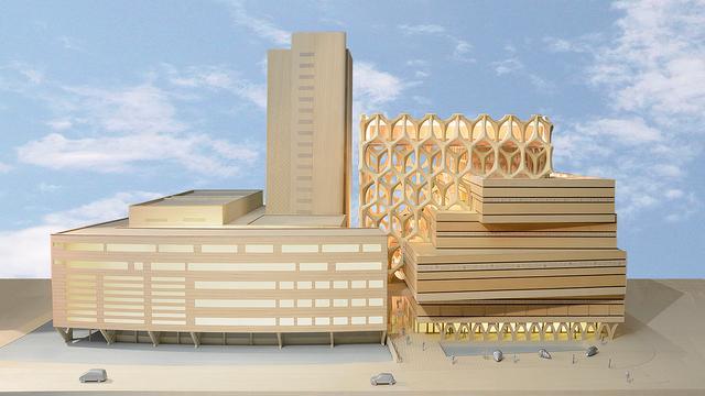 Verbouwing Naturalis kan doorgaan na schikking met architect