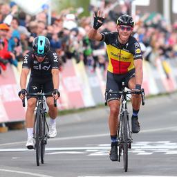 Gilbert schrijft voor vierde keer Amstel Gold Race op zijn naam