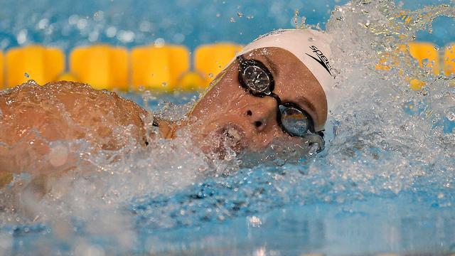 Heemskerk benieuwd naar effect zwaardere trainingen bij Swim Cup
