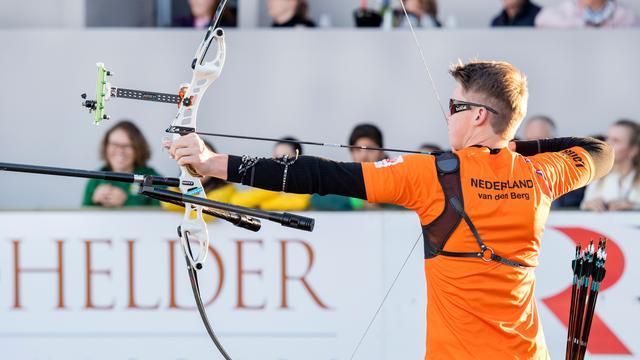 Handboogschutters negende tijdens voorronde in Rio
