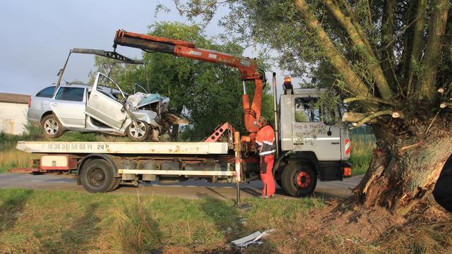 Twee Nederlanders omgekomen bij ongeluk in Duitsland