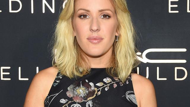 Ellie Goulding moest optredens annuleren wegens stemproblemen