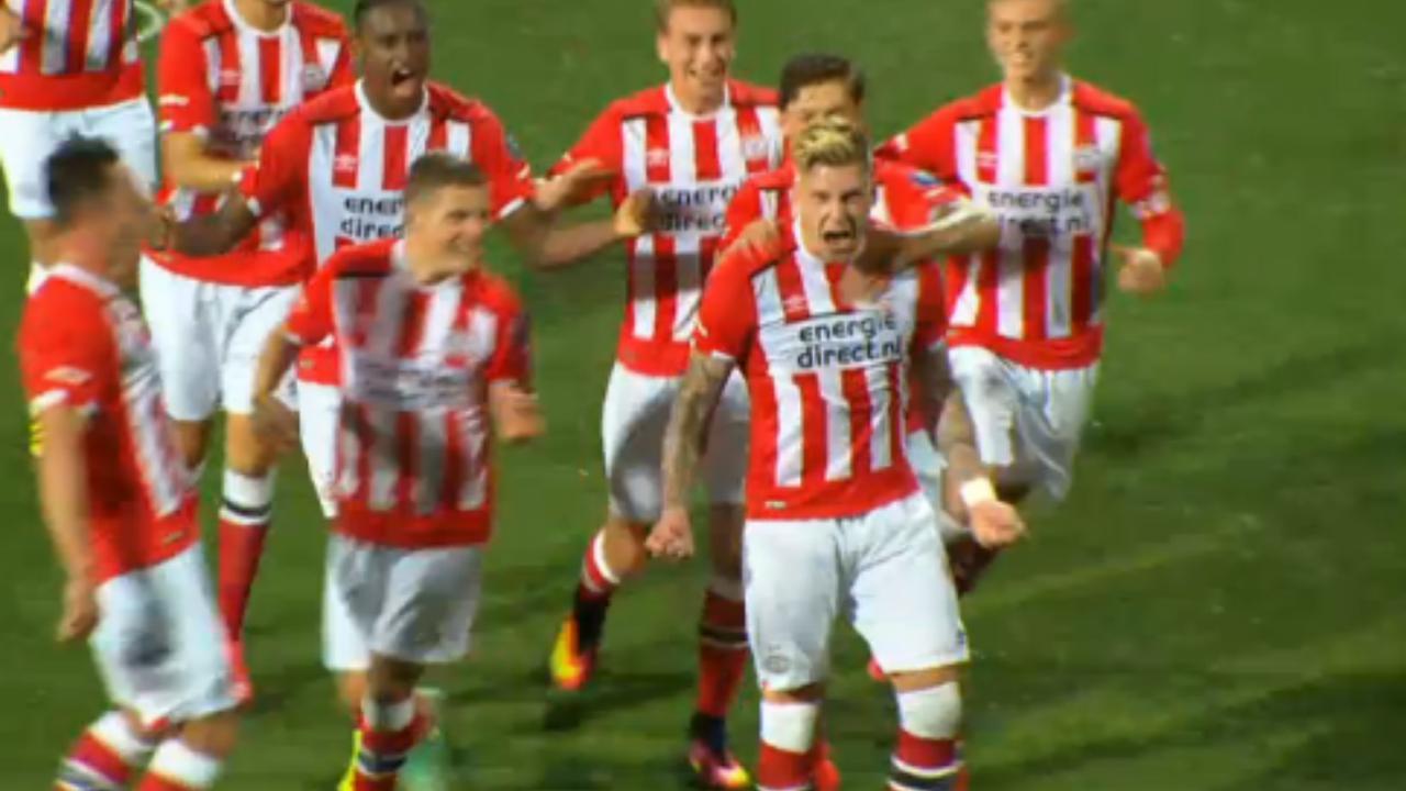 Samenvatting VVV Venlo-Jong PSV
