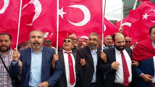 Turkse academici krijgen reisverbod opgelegd