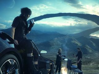 Reizen door gigantische spelwereld zorgt voor ouderwets Final Fantasy-gevoel