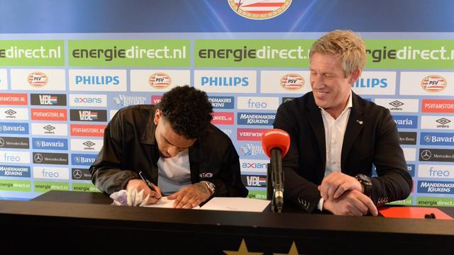 Locadia volgende speler die contract verlengt bij PSV