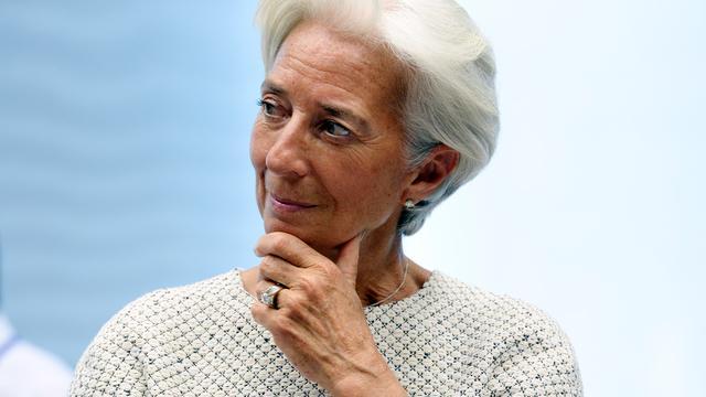 IMF-topvrouw Lagarde zet in op voorkomen van crises