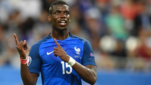 Pogba fit genoeg voor rentree bij United tegen Southampton
