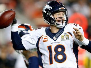 Broncos-quarterback wil eerst feestvieren na triomf in Super Bowl