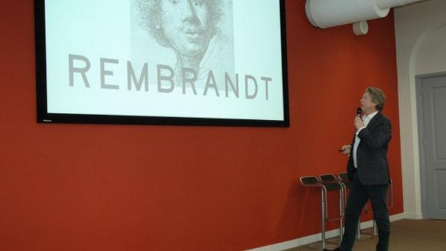 Nieuw ontdekte Rembrandt waarschijnlijk naar Leiden