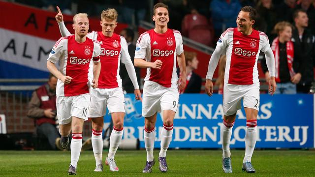 Sterk Ajax met speels gemak langs Roda JC in Arena
