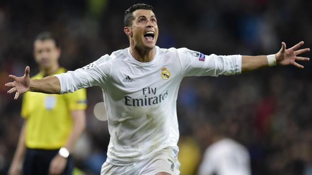 Real Madrid kan tegen Manchester City weer beschikken over Ronaldo