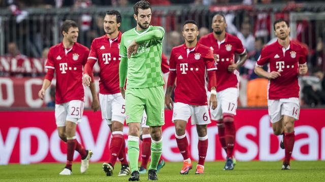 Ruime nederlaag PSV bij Bayern München