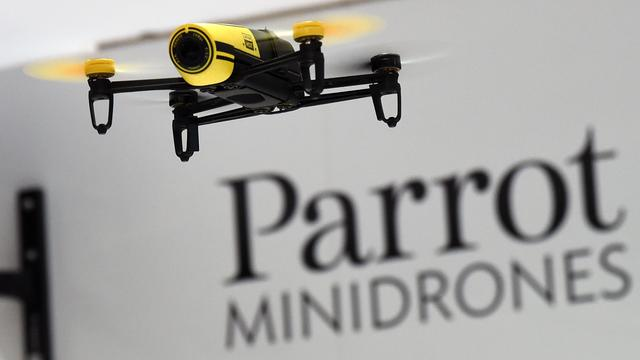 Bijna driehonderd ontslagen bij dronetak Parrot