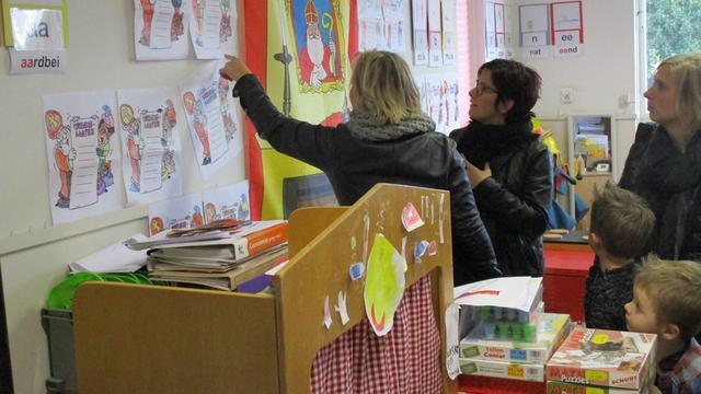 Reünie Sint Bavoschool groot feest der herkenning