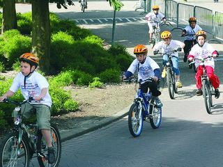 Jeugdwielerevenement vindt plaats tijdens Wielerronde van Nispen