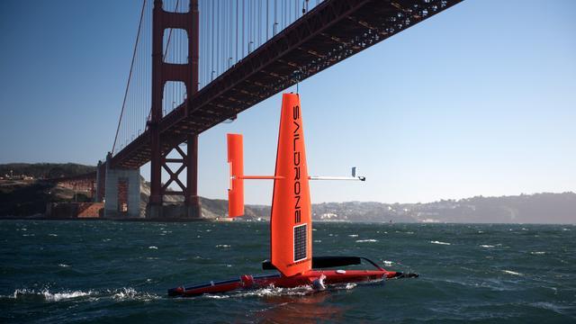 Miljoeneninvestering voor bedrijf dat zeilende oceaandrones maakt