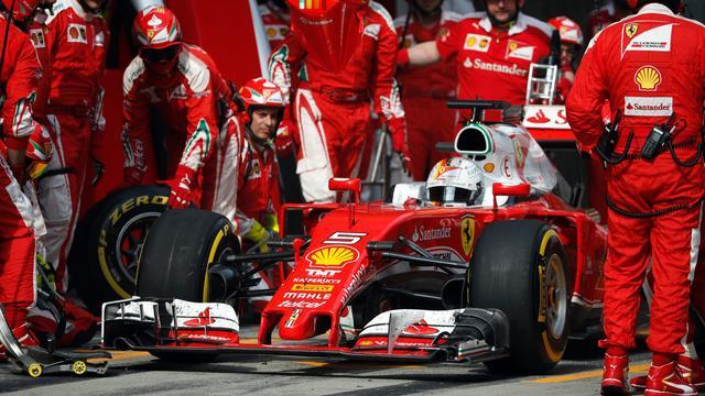 Ferrari met verbeterde motor en achterwielophanging in Canada