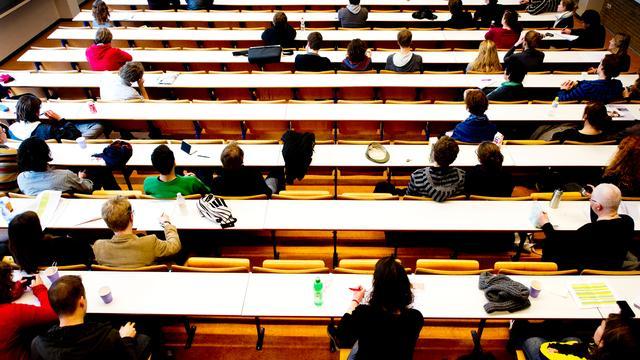 Minder Duitse studenten naar Nederland