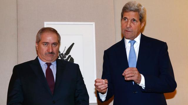 Kerry: Syrië moet toegankelijk zijn voor humanitaire hulp
