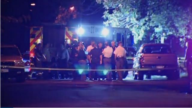Drie doden en twee gewonden bij schietpartij Maryland