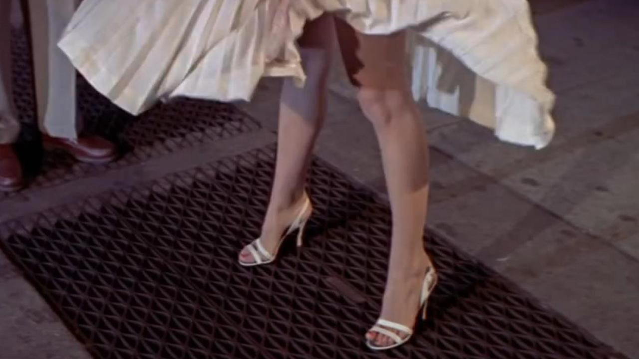 90e verjaardag wijlen Marilyn Monroe: De meest iconische scène