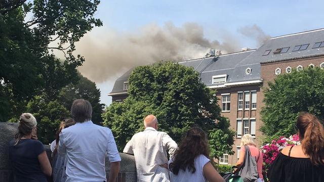 Leerlingen Fons Vitae Lyceum maken schooljaar elders af na brand