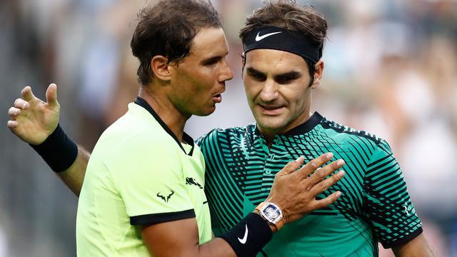 Wawrinka omschrijft rivalen Federer en Nadal als 'tennismonsters'
