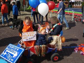 Alle kernen vieren verjaardag koning Willem-Alexander