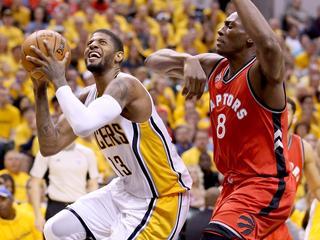 Portland Trailblazers door zege op LA Clippers zeker van tweede ronde