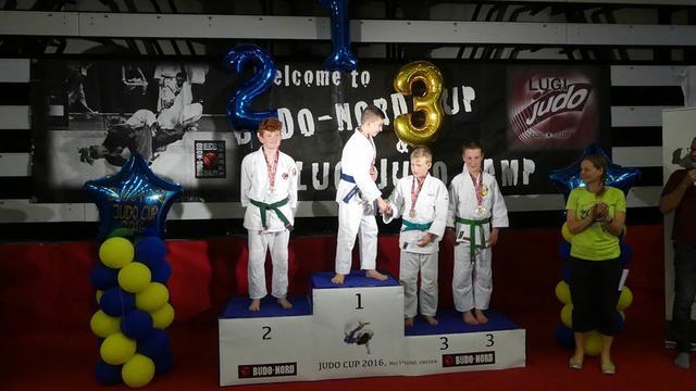 11-jarige judoka uit Raalte pakt brons in Zweden