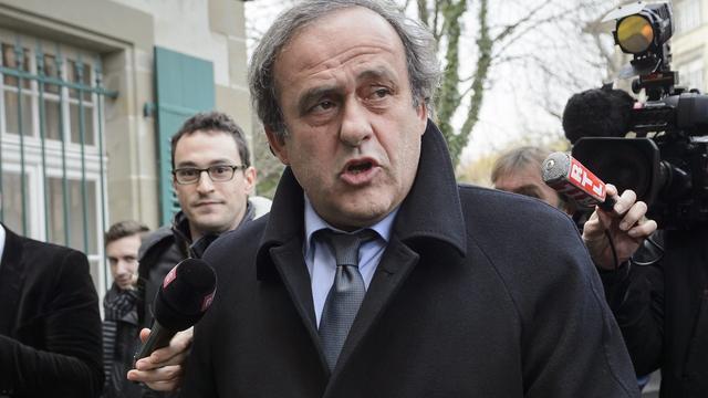Platini 'zwaar beschadigd' door schorsing ethische commissie FIFA
