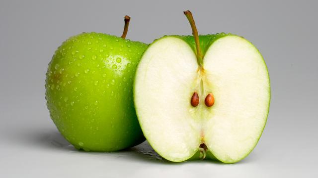 Keukentruc: supersnel een appel snijden