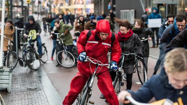 Overzicht: Zo bewegen Utrechters zich voort
