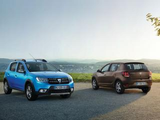 Dacia voert verjongingskuur door voor onder andere de Sandero en Logan