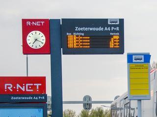 Bussen van en naar Bergen op Zoom vaak te laat