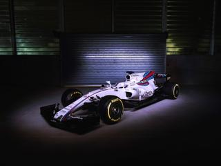 Massa en Stroll rijden bij 40-jarig jubileum in FW40